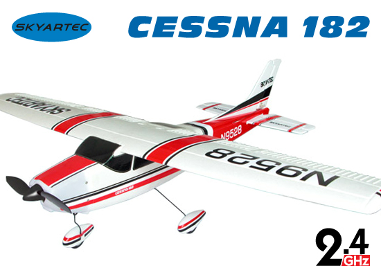 CESSNA 182 Brushless 2.4Ghz