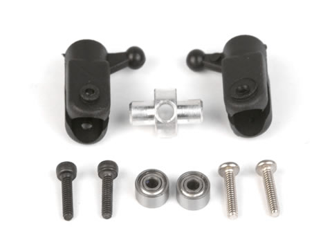 EK1-0537 - Tail Blade Clamp Set