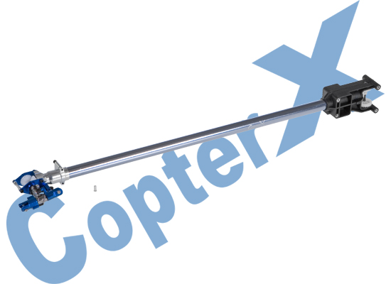 CX450PRO-02-12T - Complete Torque Tube Tail Conversion Set CopterX 450PRO