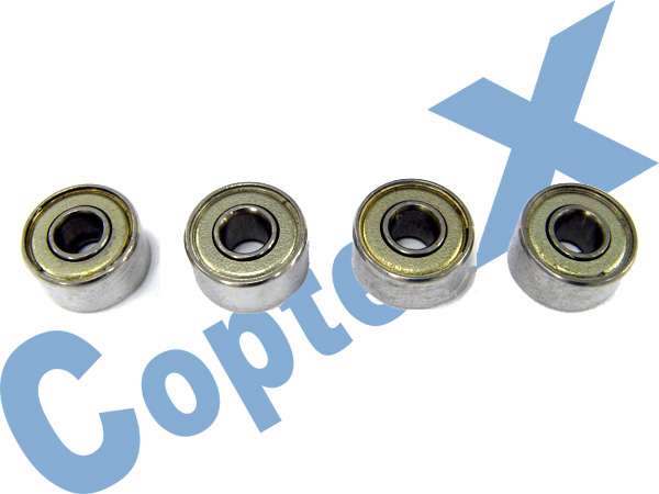 CX450-09-02 - Bearings (693ZZ) 3x8x4mm