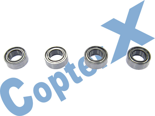 CX450-09-05 - Bearings (MR74ZZ) 4x7x2.5mm