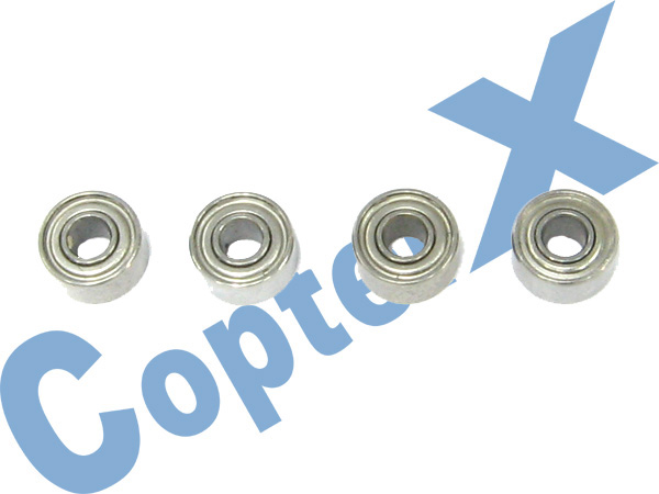 CX450-09-06 - Bearings (MR52ZZ) 2x5x2.5mm