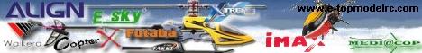 e-topmodelrc.com Spécialiste E-sky Copterx Walkera Futaba Imax Align Xtrem Towerpro